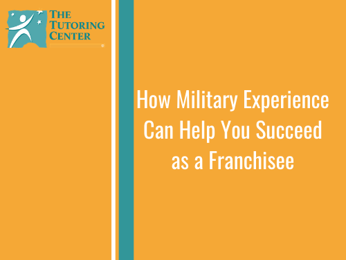 How Military Experience Can Help You Succeed as a Franchisee