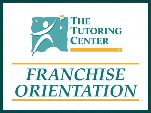 Initial Franchise Orientation